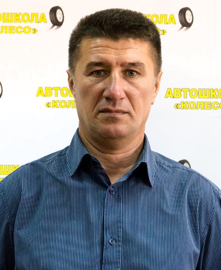 Файзов Рустам Сафарович - Инструктор