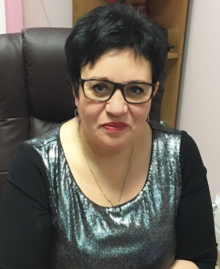 Фаминская Марина Александровна - директор