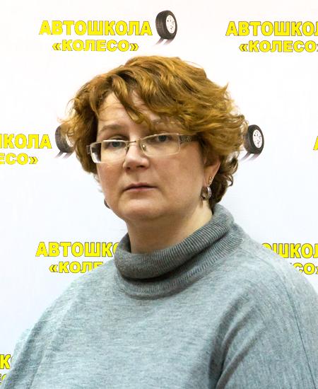 Кривихина Юлия Евгеньевна - Преподаватель ПДД