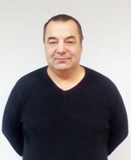 Кудашов Валерий Андреевич - Инструктор на автотренажере