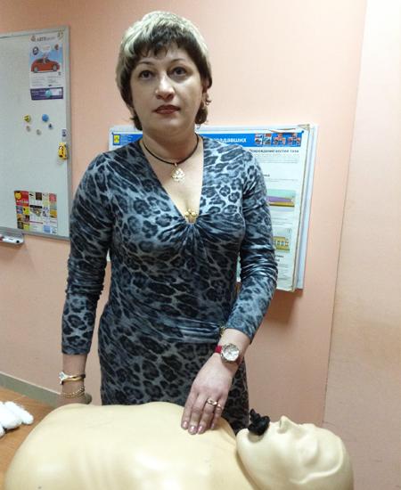 Синицина Марина Юрьевна - Преподаватель медицины и психологии